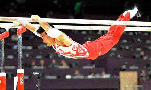 Hotboy môn thể dục giành vé dự Olympic 2016