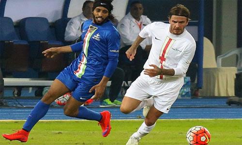 FIFA điều tra vụ Beckham, Figo tham dự trận đấu bị cấm ở Kuwait