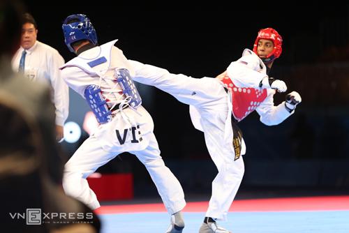 Taekwondo Việt Nam thất bại tại vòng loại Olympic 2016