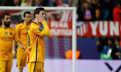 Enrique: 'Barca cần đoàn kết lại để vô địch La Liga'