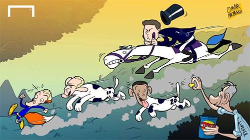 Pochettino biến Tottenham thành đội bóng đáng xem như thế nào