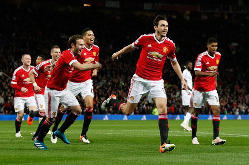 Man Utd thắng trận thứ hai liên tiếp, áp sát top 4