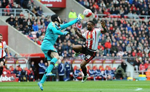 Hòa Sunderland, Arsenal trở lại vị trí thứ tư