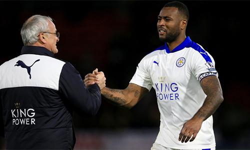 Wes Morgan: Gã đầu lĩnh bặm trợn ở Leicester City