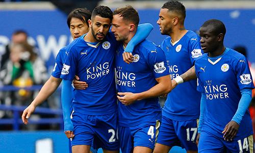 Leicester có ít ca chấn thương nhất Ngoại hạng Anh mùa này