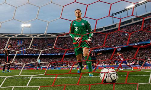 Guardiola chê Bayern quá chậm khi để Atletico ghi bàn