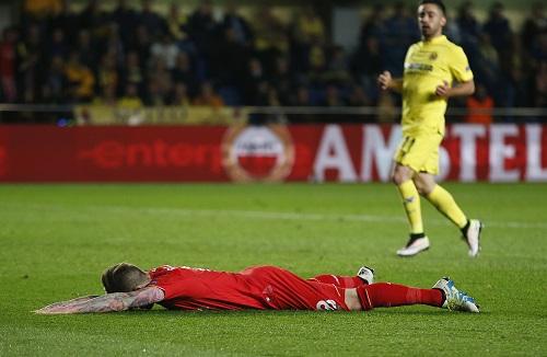 Villarreal hạ Liverpool bằng bàn thắng phút bù giờ