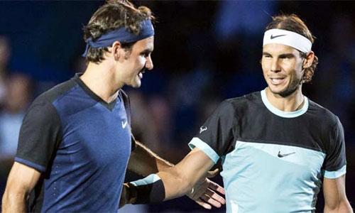 Nadal, Federer và Murray chung nhánh ở Madrid Mở rộng