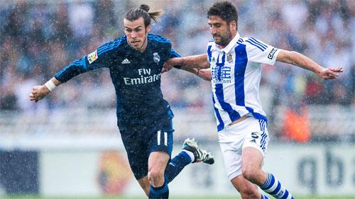 Bale tỏa sáng, Real thắng trận thứ 10 liên tiếp tại La Liga