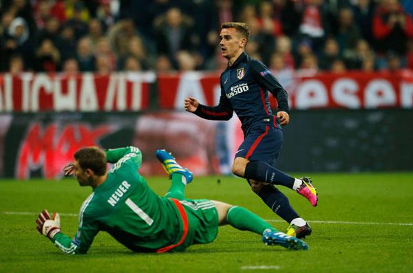 Guardiola lỗi hẹn với Bayern, Atletico vào chung kết
