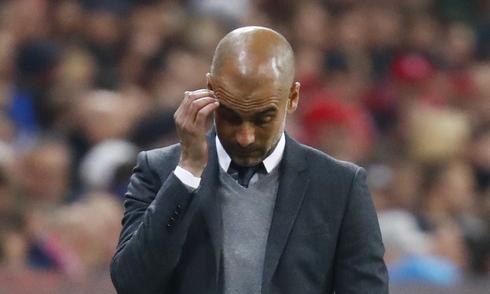 Guardiola và cơn ác mộng triền miên ở bán kết Champions League
