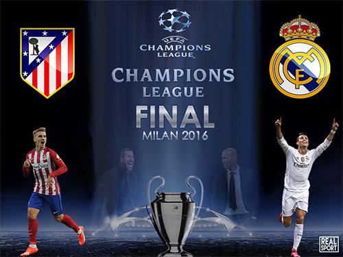 Chung kết Champions League trong nỗi buồn thành Milan