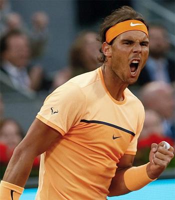 Đại chiến giữa các vì sao ở bán kết Madrid Masters