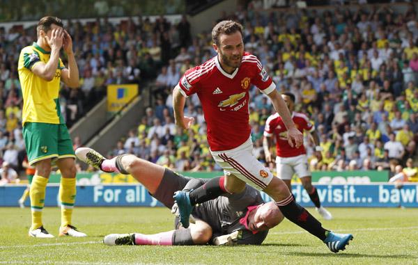 Các ngôi sao lên tiếng, Man Utd chỉ cách top 4 một điểm
