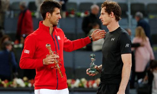 Djokovic hạ Murray, vô địch Madrid Masters