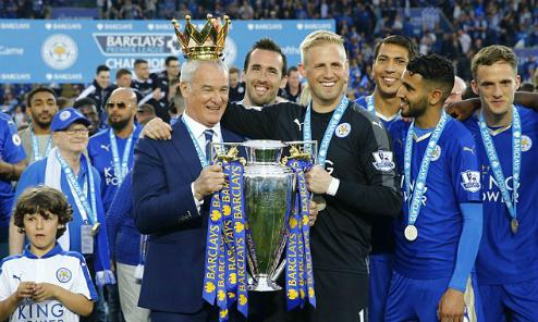 Ranieri cảnh báo các đối thủ ở Champions League