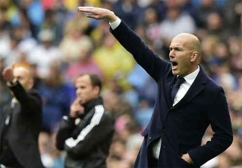 Zidane cầu mong Granada chặn đứng Barca