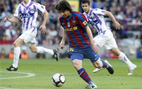 Barca có gần một nửa số lần vô địch ở vòng cuối Liga
