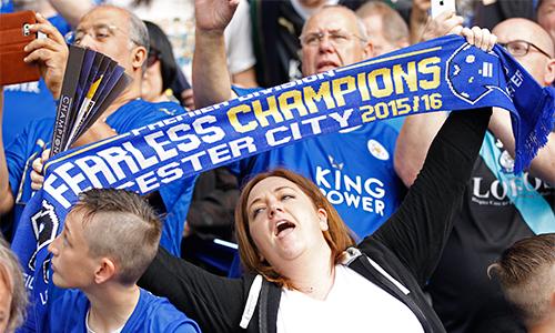 Leicester sắp giàu hơn AC Milan