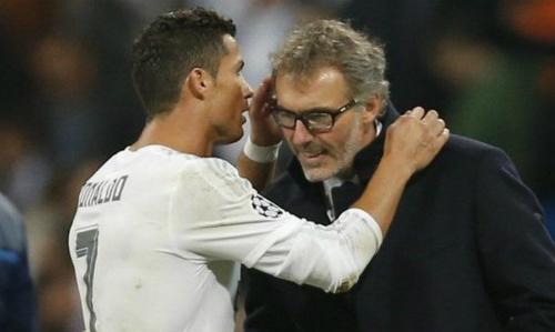 PSG đạt thỏa thuận miệng mua Ronaldo
