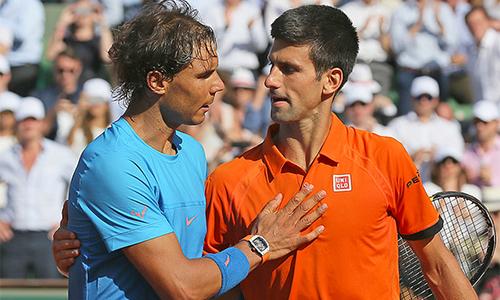 Djokovic đại chiến Nadal ở tứ kết Rome Masters
