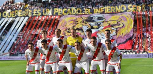 Rayo Vallecano: Như đóa hướng dương ở La Liga