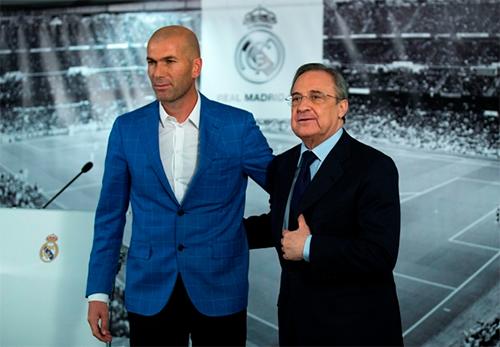 Zidane là HLV Real Madrid khởi đầu tốt nhất