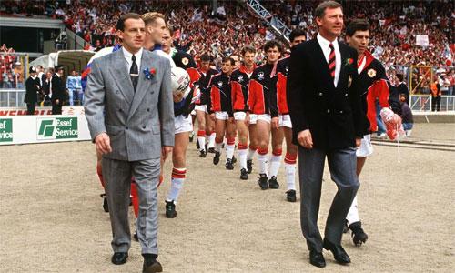Chung kết Cup FA 1990: Bước ngoặt giúp Ferguson thành công