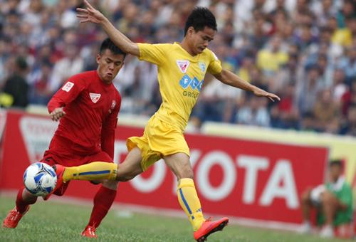 Thanh Hoá bại trận vì người cũ, mất vị trí thứ hai V-League