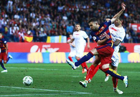 Messi lập cú đúp kiến tạo, Barca đoạt Cup Nhà Vua