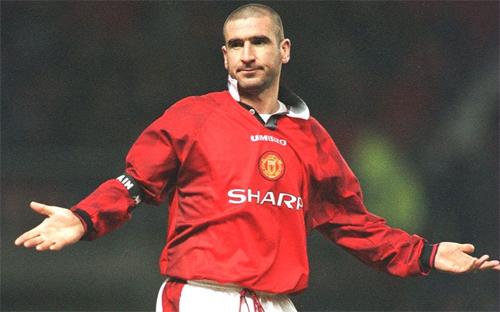 Eric Cantona và sự ngang tàng đang thiếu ở Man Utd