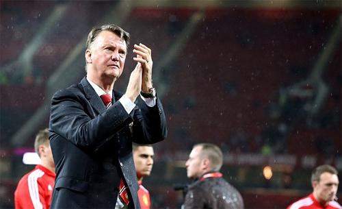 Chấm điểm triều đại Van Gaal tại Man Utd