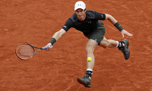 Nadal thắng dễ, Murray chật vật đi tiếp