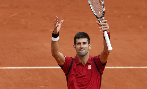 Djokovic nhẹ nhàng vào vòng hai Roland Garros