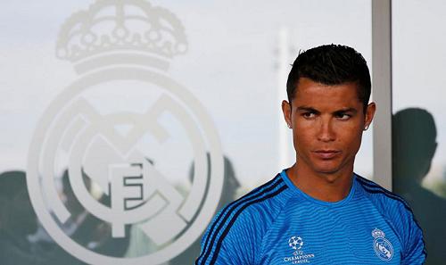 Ronaldo hứa giải nghệ ở Real Madrid