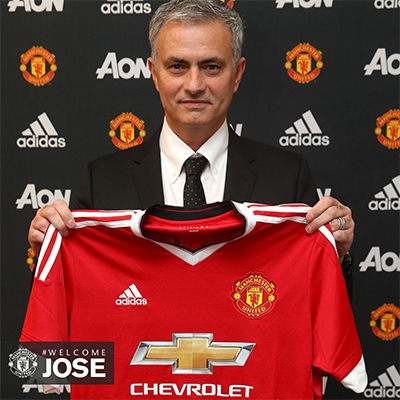 Mourinho: Làm HLV Man Utd là vinh dự đặc biệt