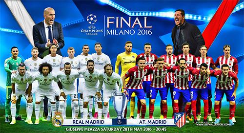 Real - Atletico Madrid: Truyền thống đối đầu truyền thông
