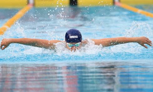 'Tiểu Ánh Viên' giành sáu HC vàng trong một buổi sáng
