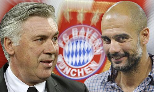 Ancelotti hứa không phá bỏ di sản của Guardiola ở Bayern