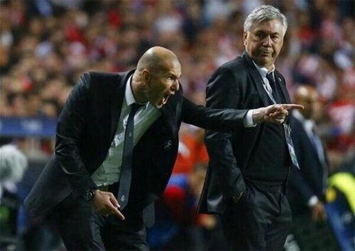 Sự tĩnh lặng của Carlo Ancelotti