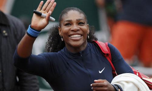 Serena vượt khó, tiến gần danh hiệu Roland Garros thứ tư
