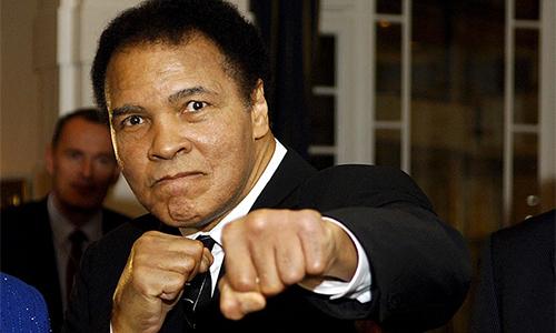 Huyền thoại quyền anh Muhammad Ali qua đời