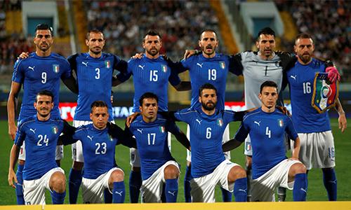 Italy rò rỉ đội hình xuất phát tại Euro 2016