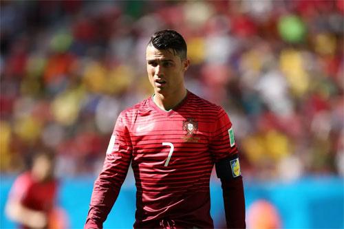 HLV lo Bồ Đào Nha trở thành mục tiêu khủng bố vì Ronaldo