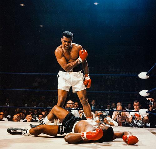 Muhammad Ali và tiếng vọng siêu anh hùng