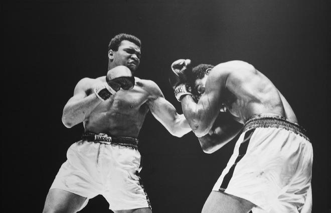 10 trận quyền Anh làm nên thương hiệu Muhammad Ali - ảnh thể thao
