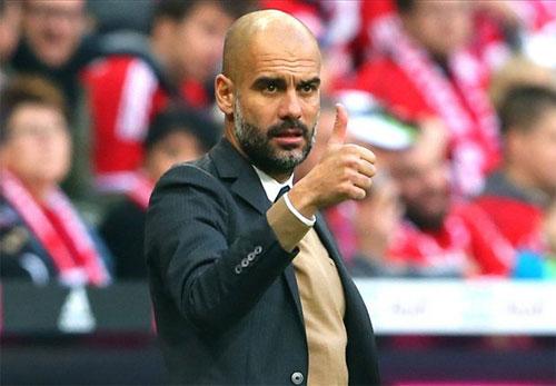 Guardiola đối đầu Bayern ở ngay trận đầu dẫn dắt Man City