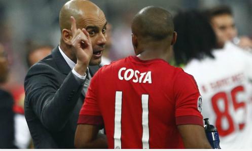 Guardiola không được phép chiêu mộ cầu thủ Bayern