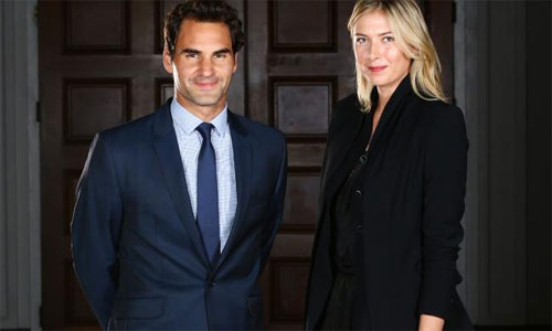 Federer ủng hộ án cấm thi đấu đối với Sharapova
