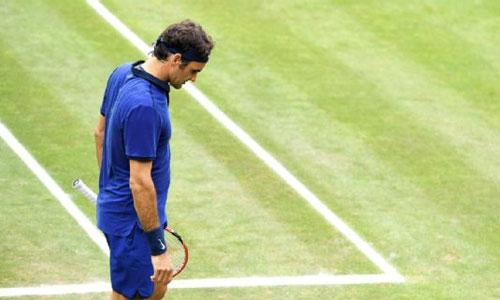 Thiem lần thứ hai liên tiếp đánh bại Federer